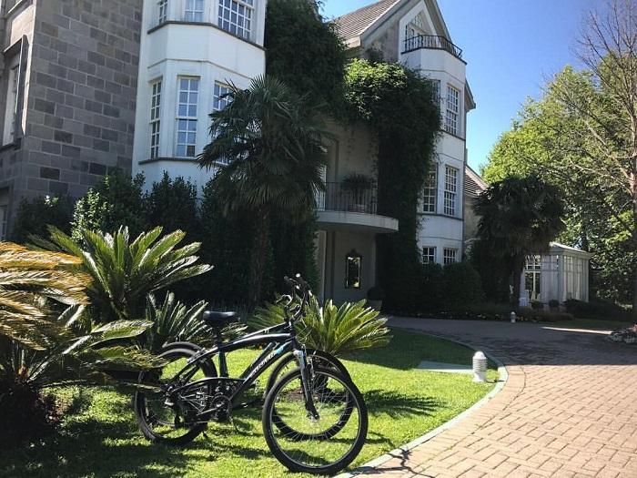 Hotel Castelo Saint Andrews em Gramado