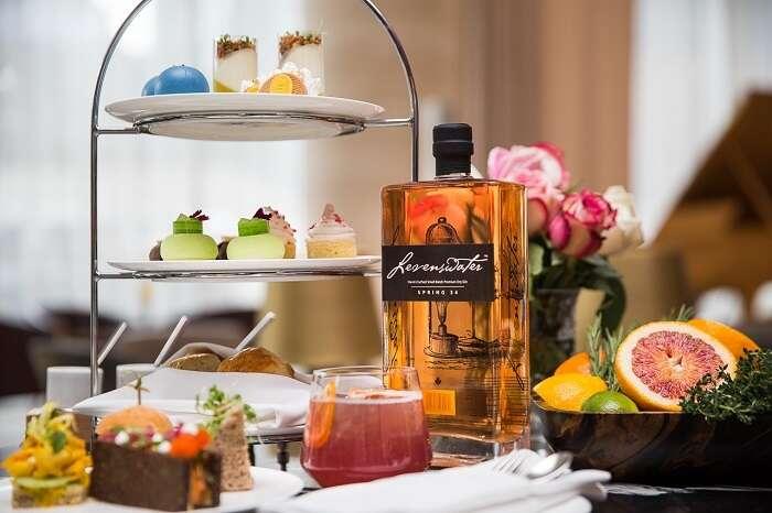 Botanical Afternoon Tea no Hotel Shangri-La Toronto - Viagens-Bacanas - Foto divulgação