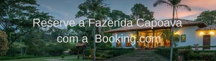Reserve a Fazenda Capoava com a Booking.com - Viagens Bacanas