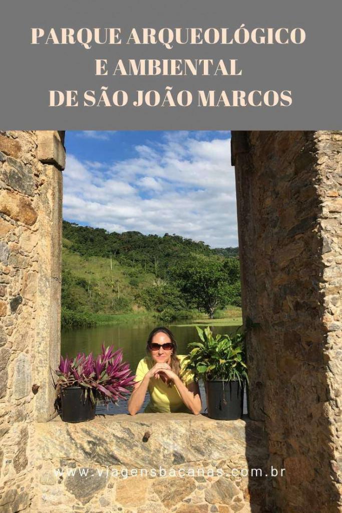 Parque Arqueológico e Ambiental de São João Marcos - Viagens Bacanas