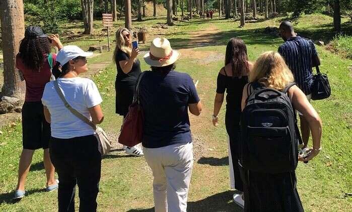 Visita guiada ao Parque Arqueológico e Ambiental de São João Marcos - Viagens Bacanas