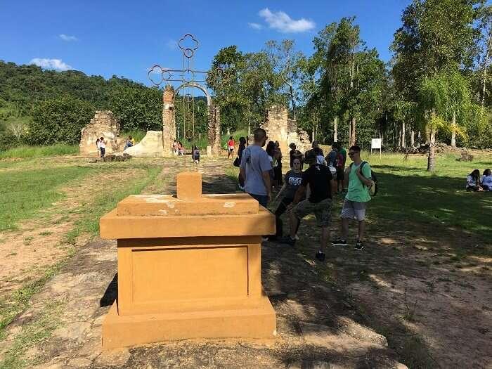 Parque Arqueológico e Ambiental de São João Marcos