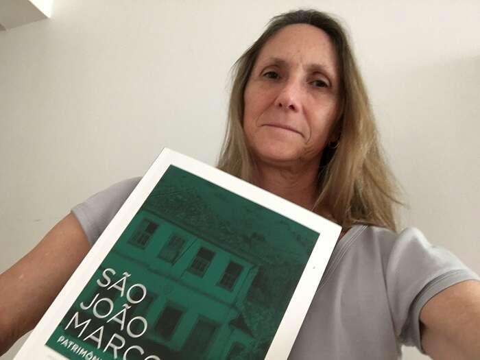 Livro do Parque Arqueológico e Ambiental de São João Marcos