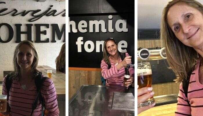 Cervejaria Bohemia em Petrópolis