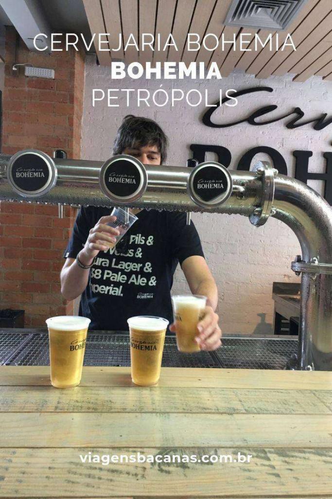 Cervejaria Bohmeia em Petrópolis - Viagens Bacanas