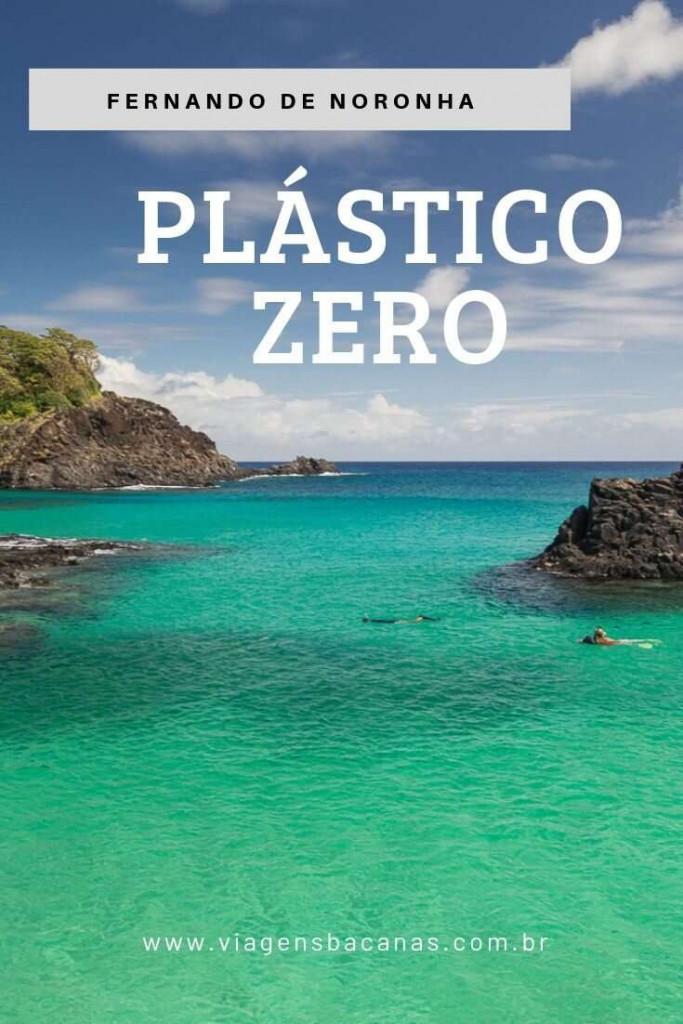 Plástico Zero em Fernando de Noronha