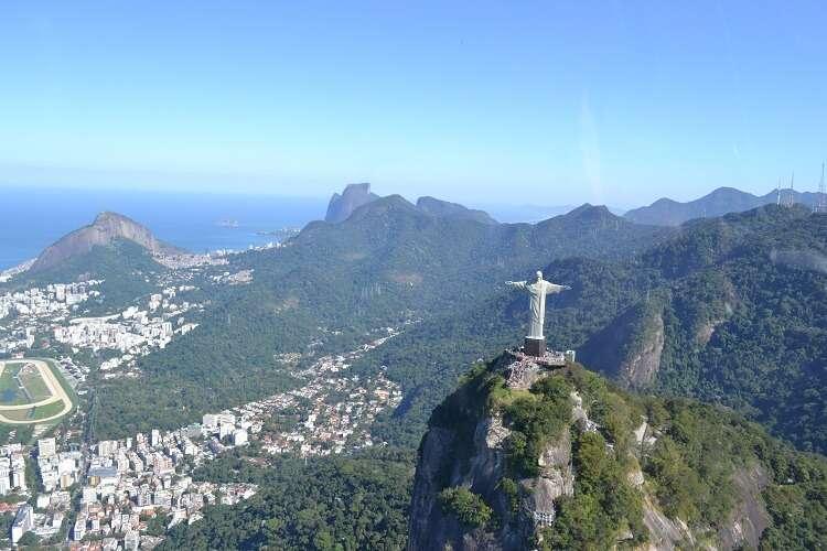 Cristo Redentor - Rio de Janeiro - Viagens Bacanas