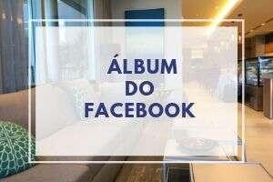 Álbum do Facebook