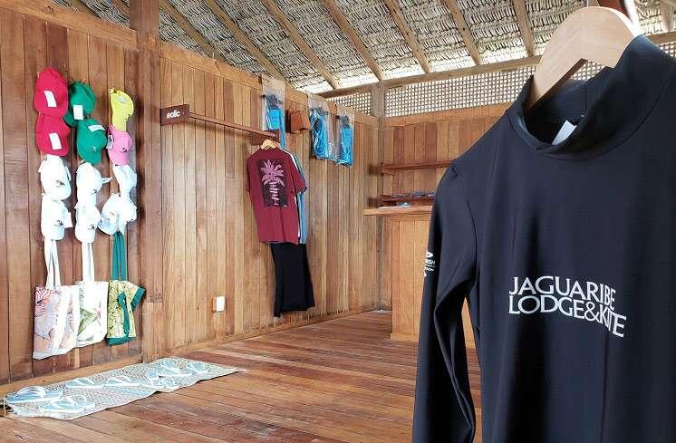 Loja no Jaguaribe Kite  Lodge - Viagens Bacanas