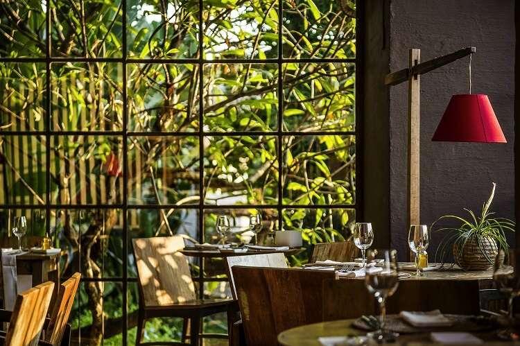 Restaurante Térèze do Hotel Santa Teresa