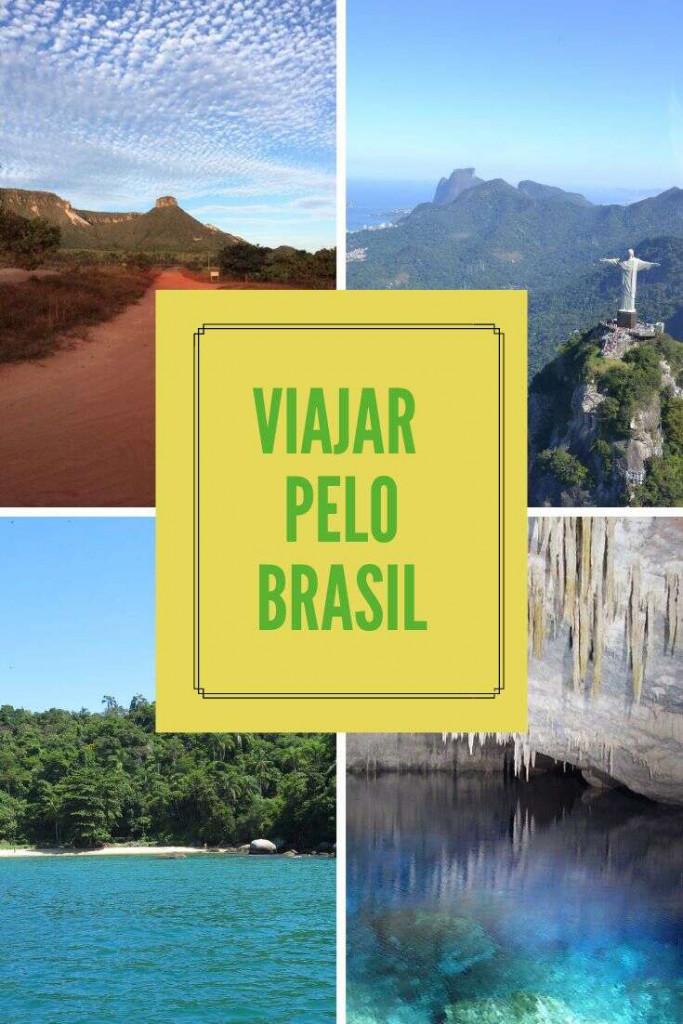 Viajar pelo Brasil - Viagens Bacanas