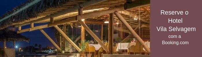 Reserve o Hotel Vila Selvagem