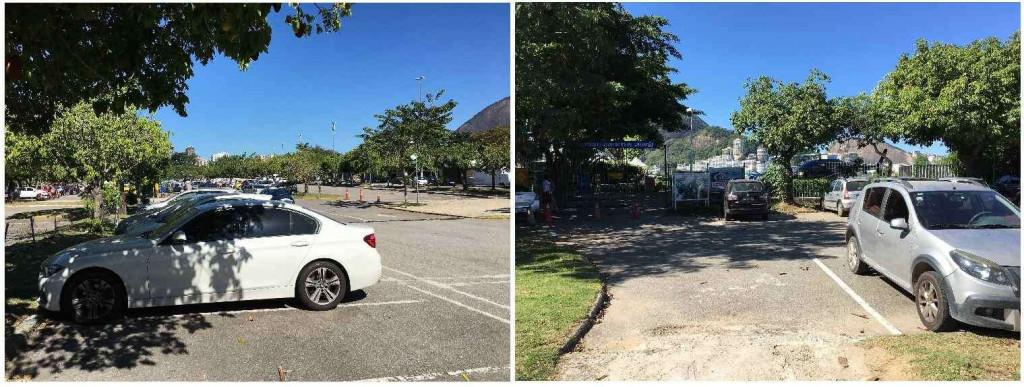 Estacionamento na Lagoa Rodrigo de Freitas - Viagens Bacanas