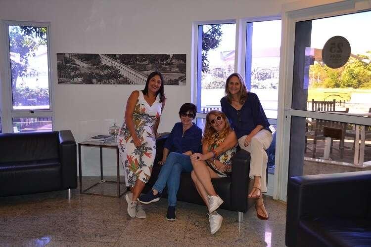 Sala VIP do Heliponto da Lagoa Rodrigo de Freitas - Viagens Bacanas