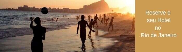 Reserve o seu Hotel no Rio de Janeiro