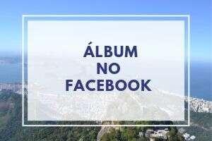 Passeio de helicóptero no Rio de Janeiro - álbum no Facebook