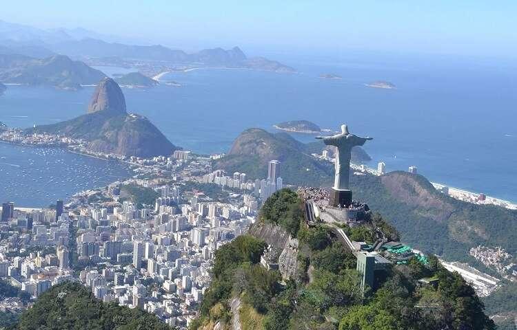 Passeio de Helicóptero no Rio de Janeiro - Viagens Bacanas