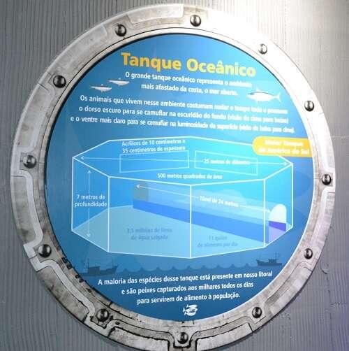 Recinto Oceânico do AquaRio