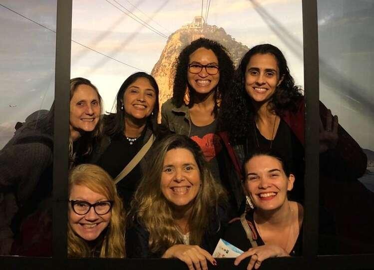 Blogueiras Cariocas no AquaRio