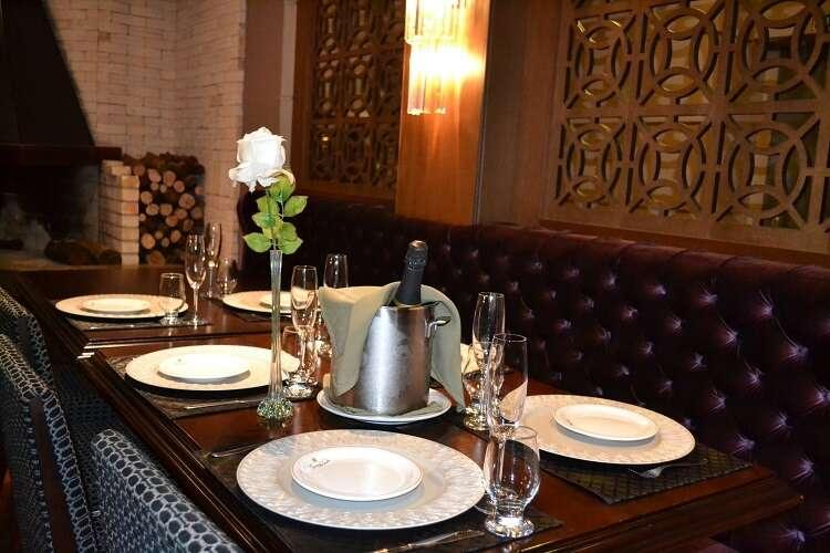 Bar do Hotel Serra Nevada