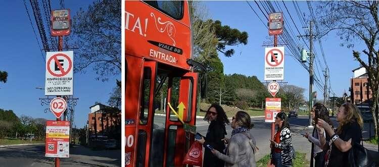 Parada do Bustour