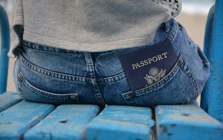 Cuidados com o passaporte