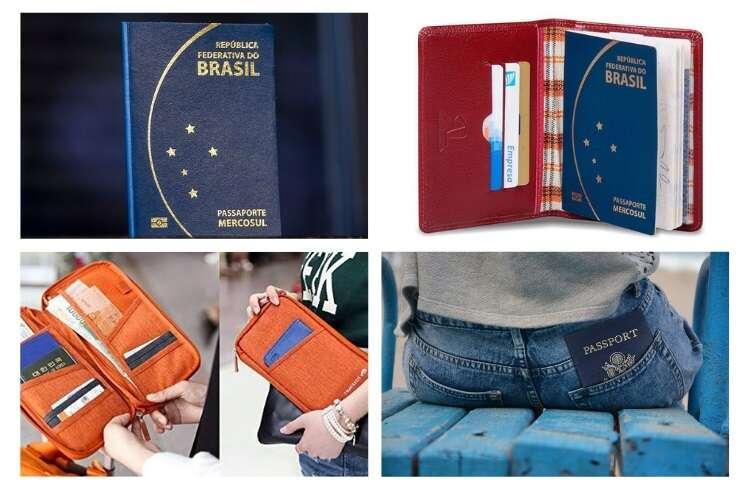 Cuidados com o passaporte - Viagens Bacanas