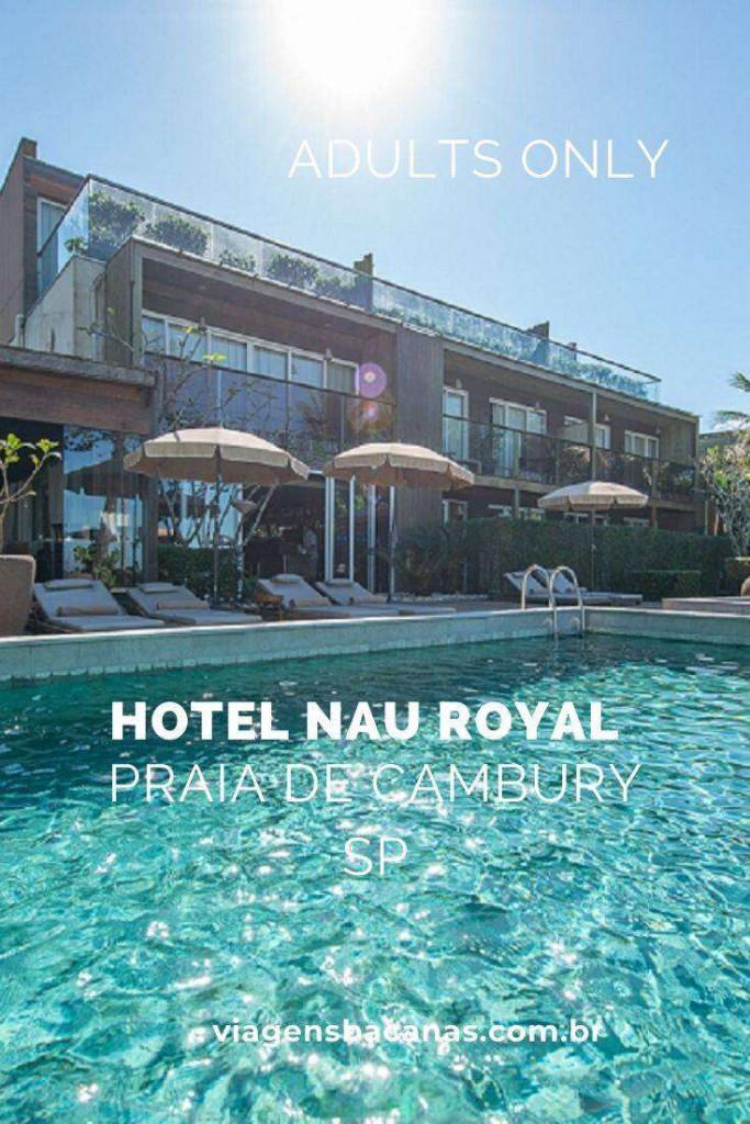 Hotel Nau Royal - foto divulgação