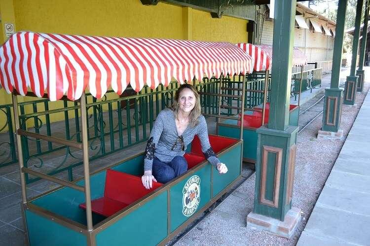Passeio de trem no Mundo a Vapor em Canela - Viagens Bacanas
