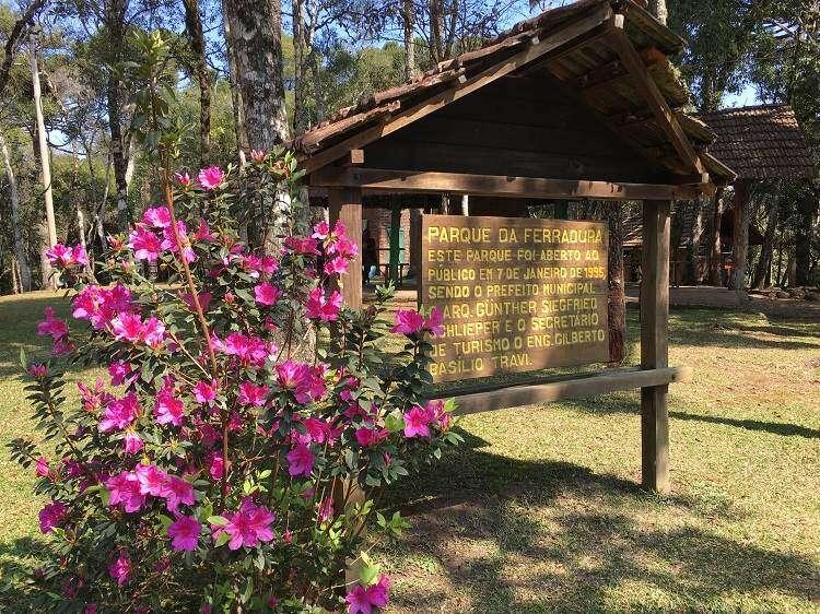 Parque da Ferradura - Viagens Bacanas
