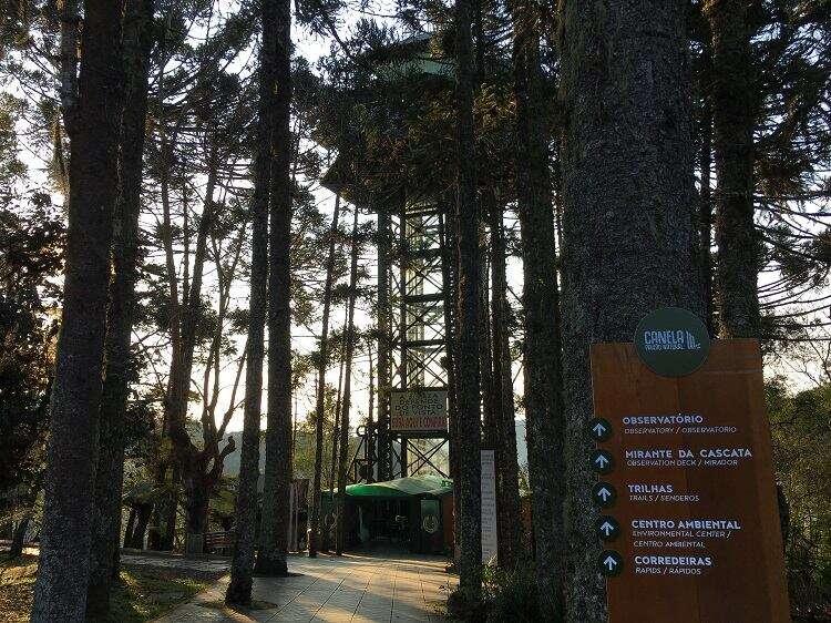 Parque do Caracol - Viagens Bacanas