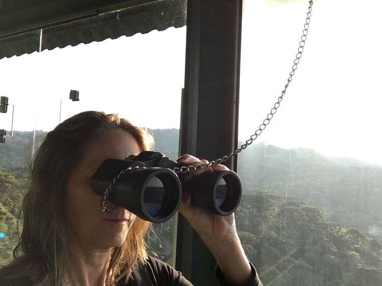 Observatório do Parque do Caracol - Viagens Bacanas