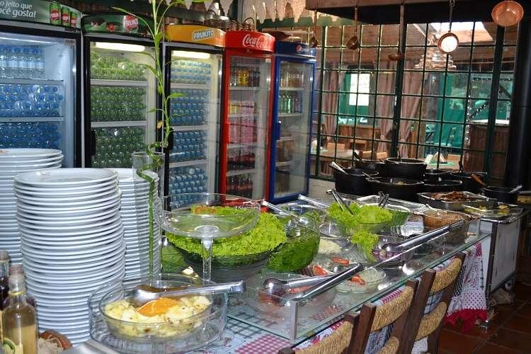 Restaurante Sabor e Flor em Canela - Viagens Bacanas