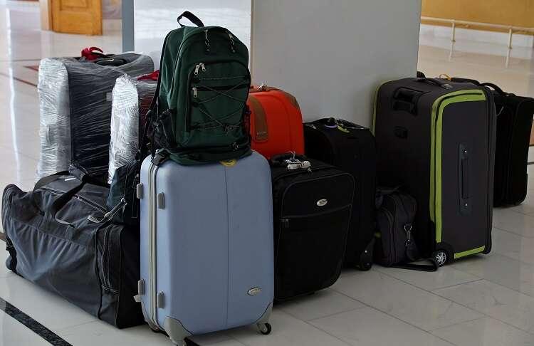 Limite de bagagem