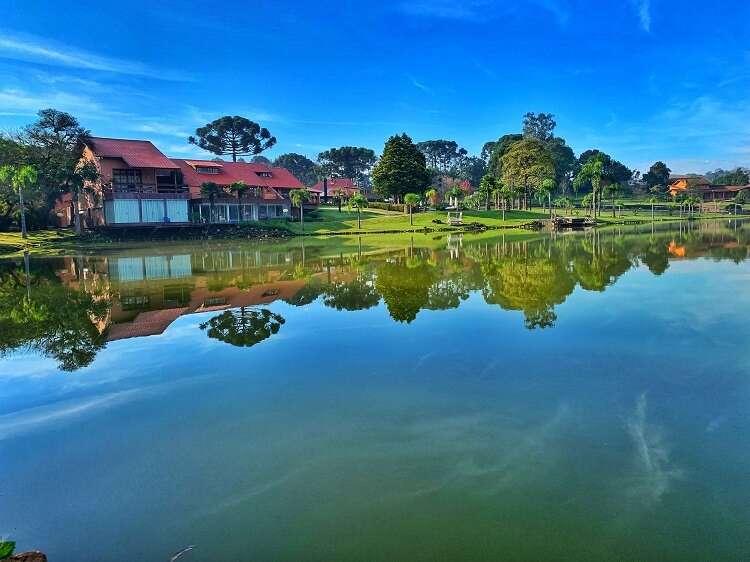Estância do Lago Spa & Wellness perto de Curitiba - Viagens Bacanas