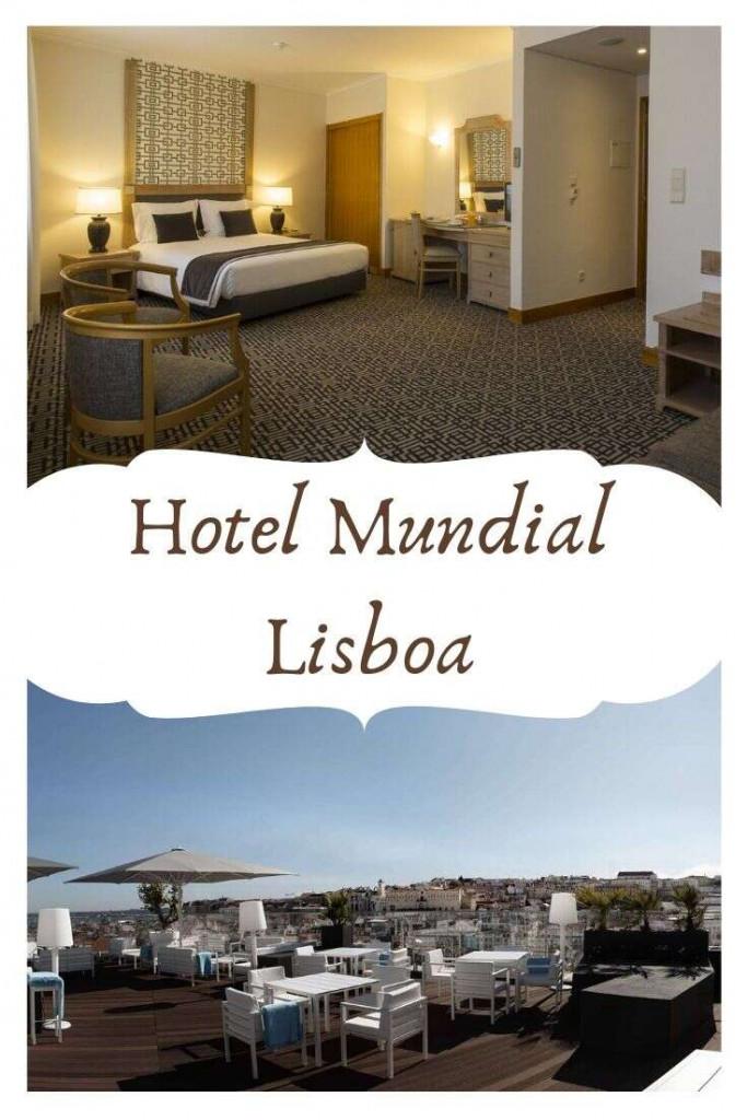 Hotel Mundial Lisboa - Viagens Bacanas
