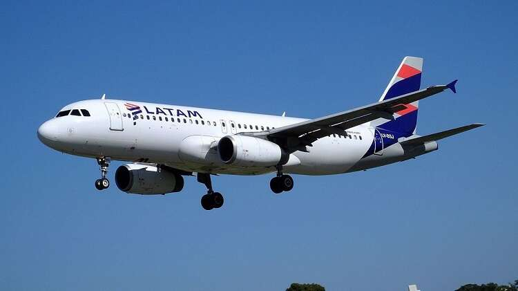 LATAM companhia aérea - Viagens Bacanas