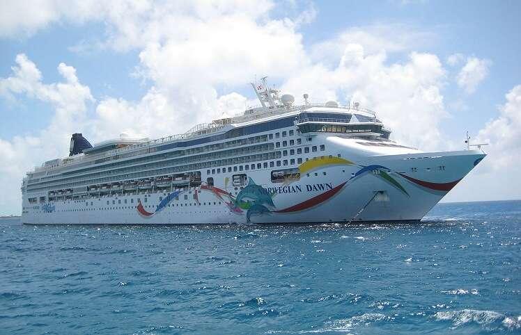 Navio Norwegian Cruise Line - Viagens Bacanas