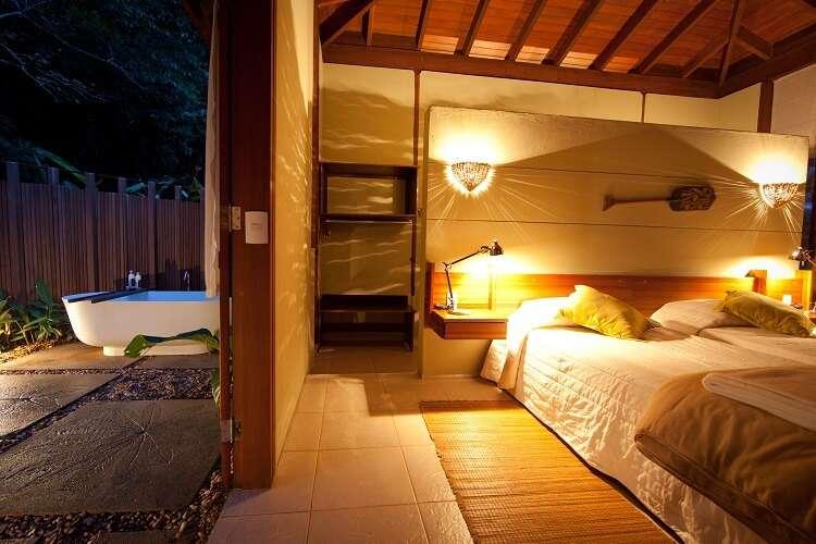 Bangalô especial do Cristalino Lodge - Viagens Bacanas