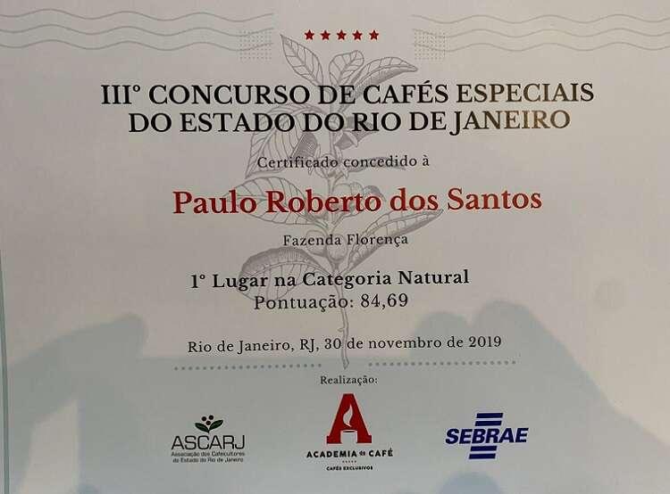 Prêmio Categoria Natural Café Vale do Café - Viagens Bacanas