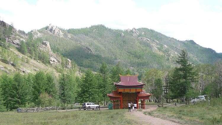 Parque Nacional Gorkhi Terelj - foto divulgação