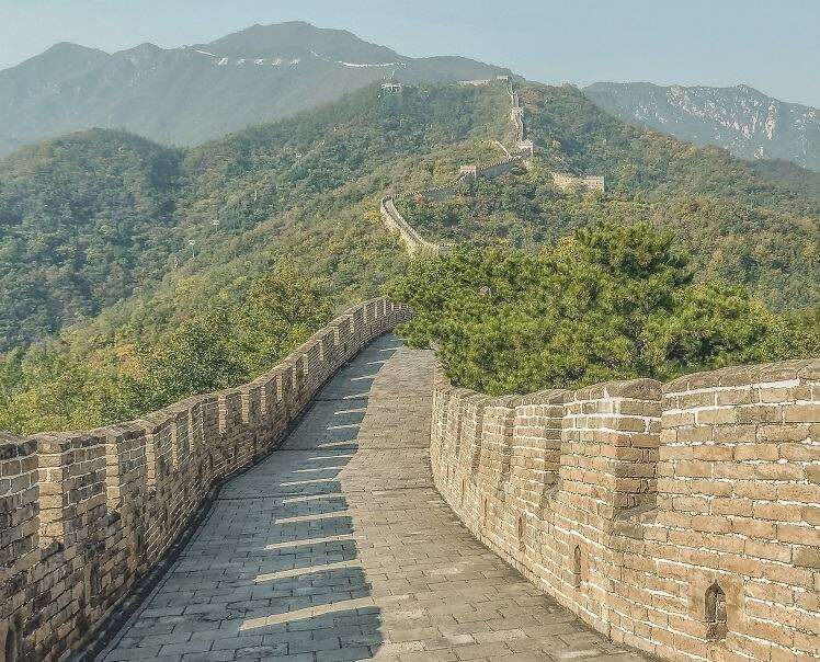 Muralha da China - foto divulgação