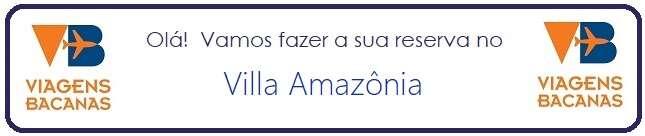 Reserve no Hotel Villa Amazônia em Manaus - Viagens Bacanas