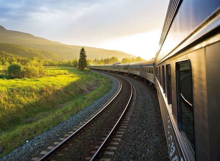 Viagens de trem - Viagens Bacanas