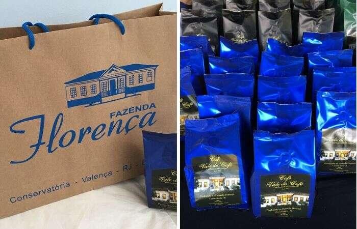 Café da Fazenda Florença - Viagens Bacanas