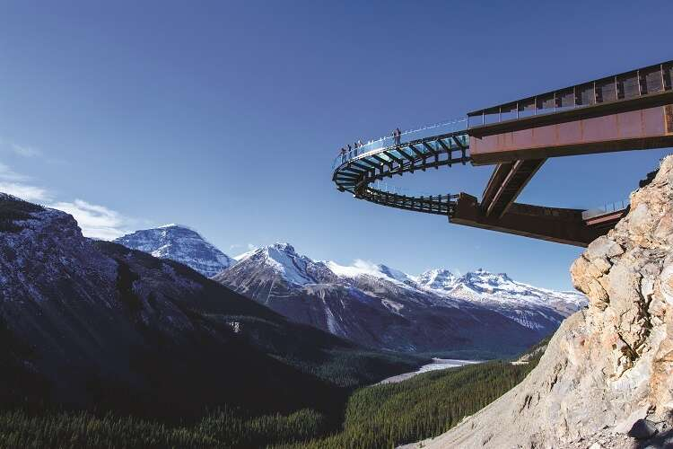 Skywalk - foto divulgação