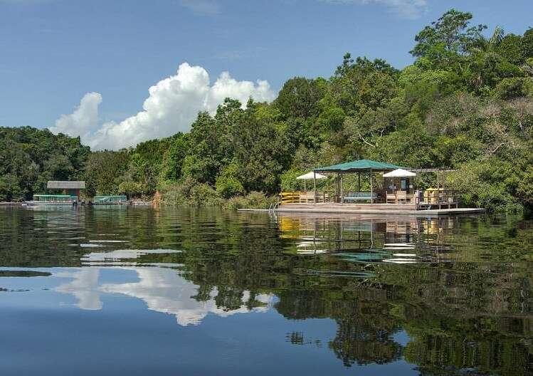 Amazônia brasileira - Viagens Bacanas