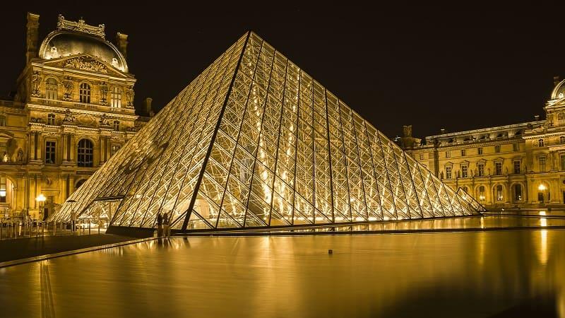 Museu do Louvre - Paris - França - Viagens Bacanas