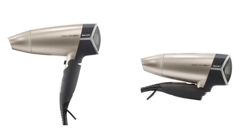 Secador de cabelo para viagem - Viagens Bacanas