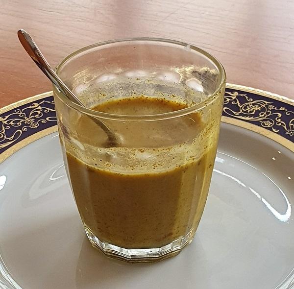 Golden Milk Kur do Kurotel - Viagens Bacanas